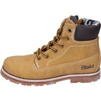 Boty Chlapecké Kotníkové boty Blaike AH151 Žlutá
