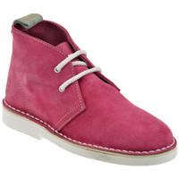 Boty Děti Kotníkové boty Lumberjack  Růžová