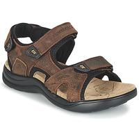 Boty Muži Sportovní sandály Lumberjack EARTH Hnědá