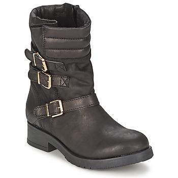 Boty Ženy Kotníkové boty Jonak SHUNYATA Černá