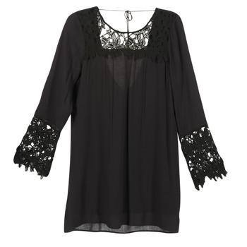 Textil Ženy Krátké šaty Billabong OPEN HORIZON DRESS Černá