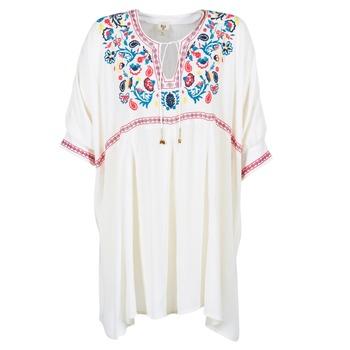 Textil Ženy Krátké šaty Billabong MYSTIC DRESS Krémově bílá