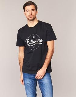 Textil Muži Trička s krátkým rukávem Billabong OUTFIELD TEE SS Černá