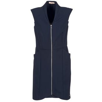 DDP Krátké šaty DISTOULA - Modrá