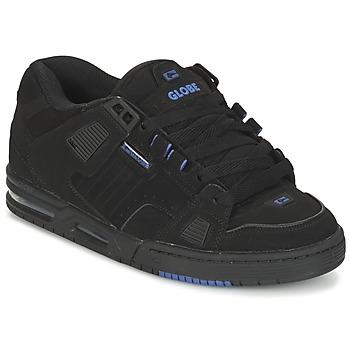 Boty Muži Skejťácké boty Globe SABRE Černá / Modrá