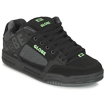 Boty Muži Skejťácké boty Globe TILT Černá / Šedá / Zelená