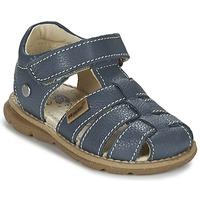 Boty Chlapecké Sandály Primigi PLAY D Modrá