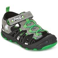 Boty Chlapecké Sandály Primigi CROSS Černá / Zelená