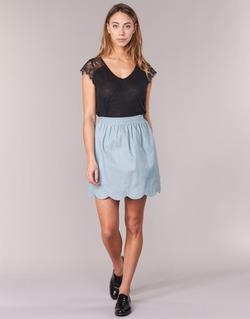Textil Ženy Sukně Compania Fantastica EFESTONA Modrá / Nebeská modř