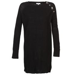 Textil Ženy Krátké šaty Suncoo CHARLIE Černá