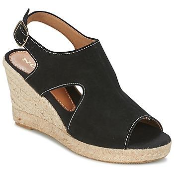 Boty Ženy Sandály Nome Footwear DESTIF Černá