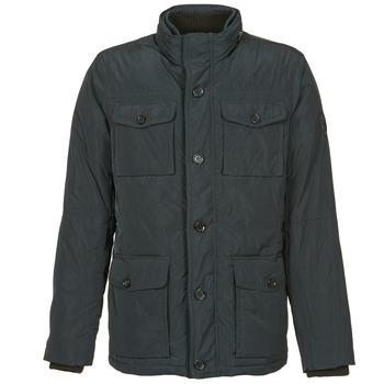 Textil Muži Parky Tommy Hilfiger SHANE JKT Tmavě modrá