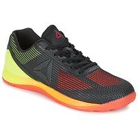 Boty Muži Fitness / Training Reebok Sport R CROSSFIT NANO 7.0 Černá / Zelená