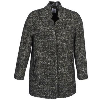 Textil Ženy Kabáty Alba Moda XOLLO Šedá / Sepraný