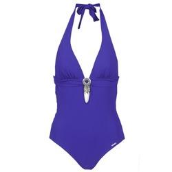 Textil Ženy jednodílné plavky Banana Moon SPRING Modrá