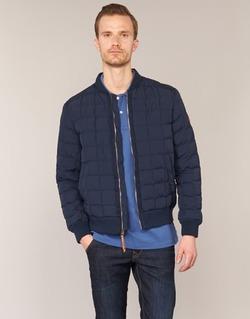 Textil Muži Bundy Timberland SKYE PEAK THERMOFIBRE JACKET Tmavě modrá