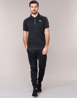 Textil Muži Teplákové kalhoty Sergio Tacchini ANDREA PANT Černá