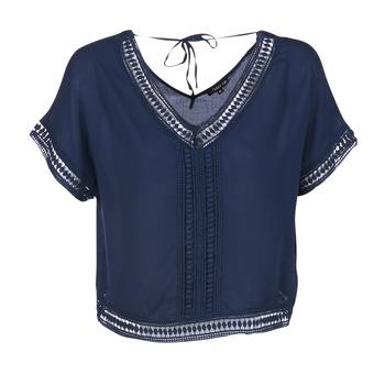 Textil Ženy Halenky / Blůzy Best Mountain ROSAFY Tmavě modrá