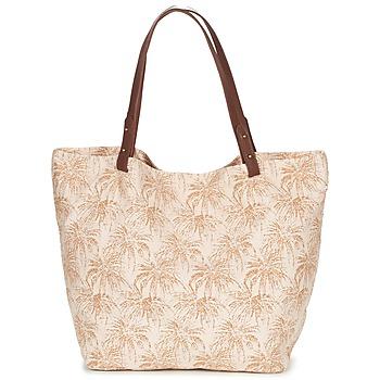 Taška Ženy Velké kabelky / Nákupní tašky Petite Mendigote CLEA Růžová