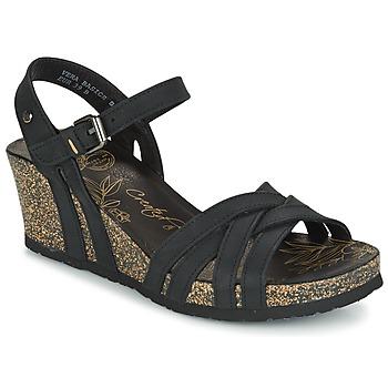 Boty Ženy Sandály Panama Jack VERA Černá