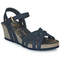 Boty Ženy Sandály Panama Jack VERA Modrá