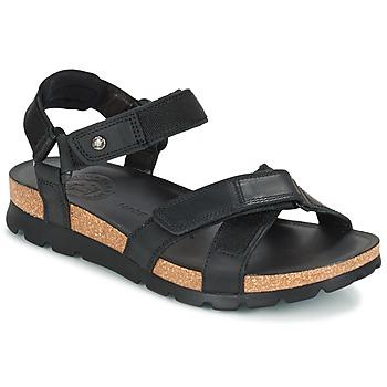 Boty Muži Sandály Panama Jack SAMBO Černá