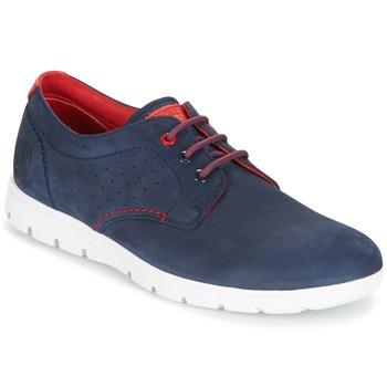 Boty Muži Nízké tenisky Panama Jack DOMANI Tmavě modrá / Červená