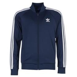 Textil Muži Teplákové bundy adidas Originals SST TT Tmavě modrá