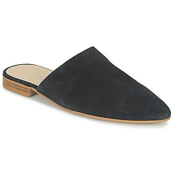 Boty Ženy Dřeváky Esprit AMARIS SLIDE Černá