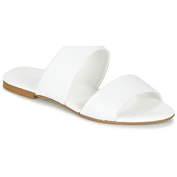 Boty Ženy Sandály Esprit BASIME 2 STRAP Bílá