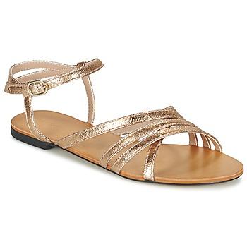 Boty Ženy Sandály Esprit ADYA SANDAL Zlatá