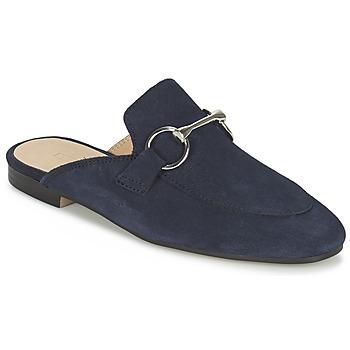 Boty Ženy Dřeváky Esprit MIA SLIDE Tmavě modrá