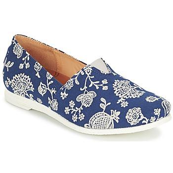 Boty Ženy Street boty Think GRIVA Tmavě modrá / Bílá