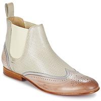 Boty Ženy Kotníkové boty Melvin & Hamilton SALLY 19 Bílá