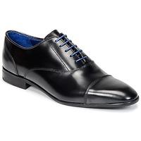 Boty Muži Šněrovací společenská obuv Azzaro RAEL Černá