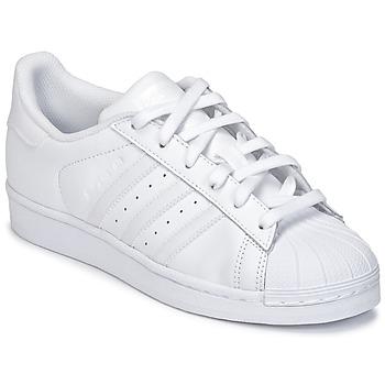 adidas Tenisky Dětské SUPERSTAR - Bílá