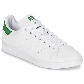 Boty Ženy Nízké tenisky adidas Originals STAN SMITH W Bílá