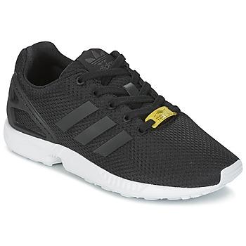 Boty Děti Nízké tenisky adidas Originals ZX FLUX J Černá