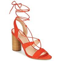 Boty Ženy Sandály Mellow Yellow BRUNE Oranžová