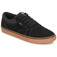 Boty Muži Skejťácké boty Element WASSO Černá