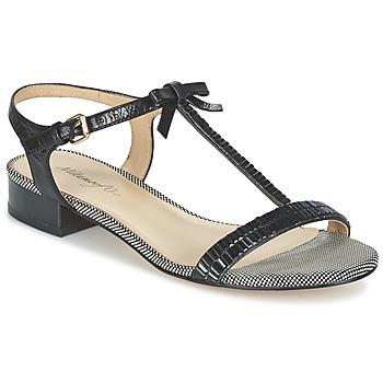 Boty Ženy Sandály Metamorf'Ose ZAFOIN Černá
