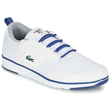 Boty Muži Nízké tenisky Lacoste L.IGHT 117 1 Bílá