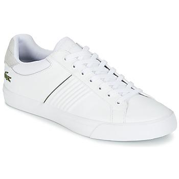Boty Muži Nízké tenisky Lacoste FAIRLEAD 117 1 Bílá