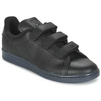 Boty Muži Nízké tenisky adidas Originals STAN SMITH CF Černá