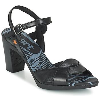Boty Ženy Sandály Art RIO Černá
