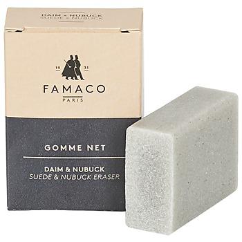Doplňky  Péče o obuv Famaco PARERCUAL Bílá