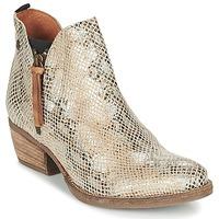 Boty Ženy Kotníkové boty Coqueterra LIZZY Béžová