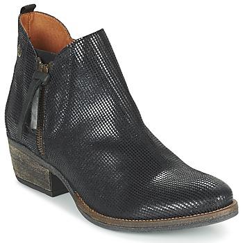 Boty Ženy Kotníkové boty Coqueterra LIZZY Černá