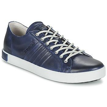 Boty Muži Nízké tenisky Blackstone JM11 Tmavě modrá