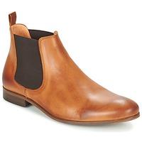 Boty Muži Kotníkové boty Brett & Sons CHAVOQUE Hnědá